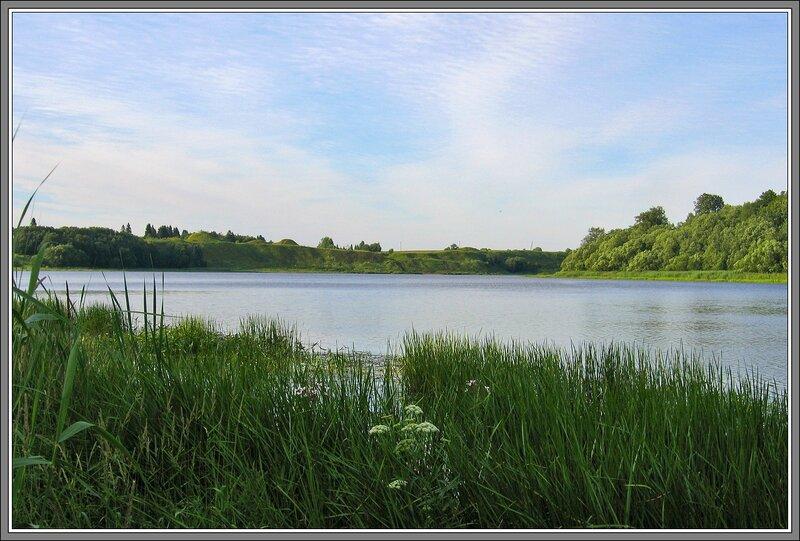 Река Волхов, Старая Ладога