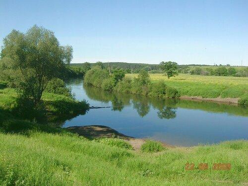 Река Ирень