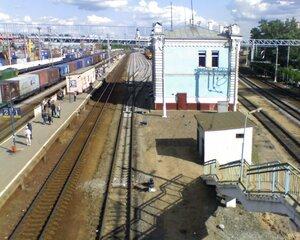 Москва-Курская товарная. Апарышев.