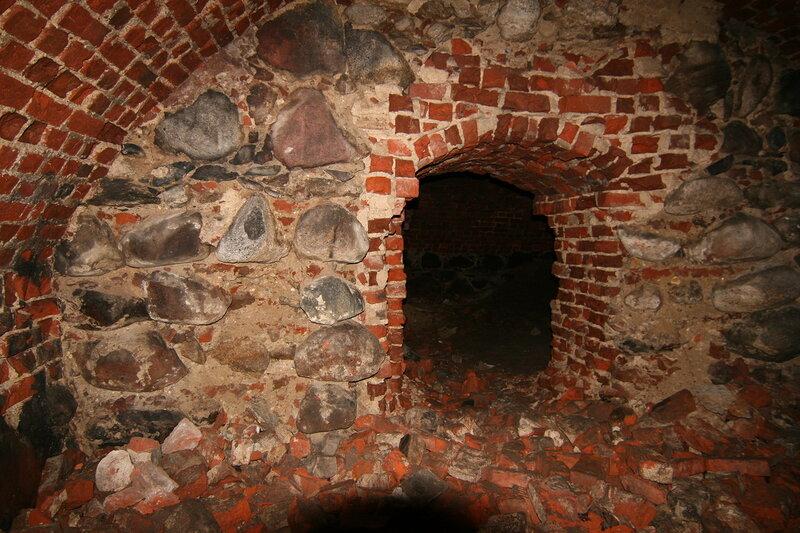 Подземелья Инстербурга