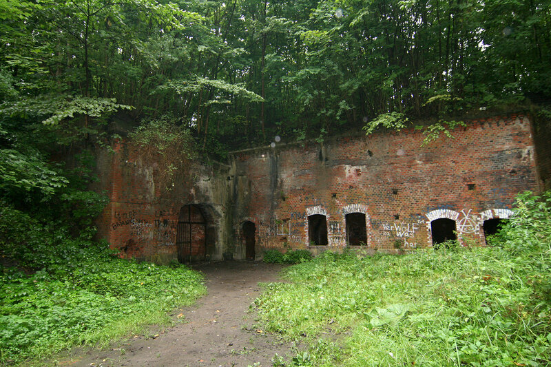 Пятый форт