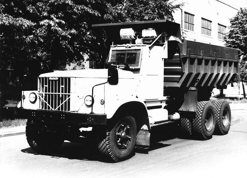 КрАЗ 256Б1-030 (ЧАЭС-Спецверсия) (1986 год) 2.jpg