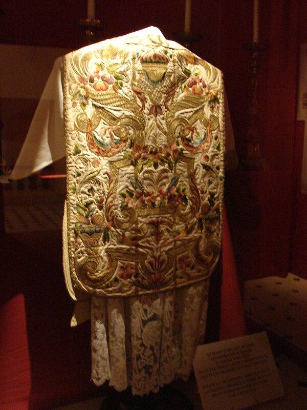 Спальня Людовика XV