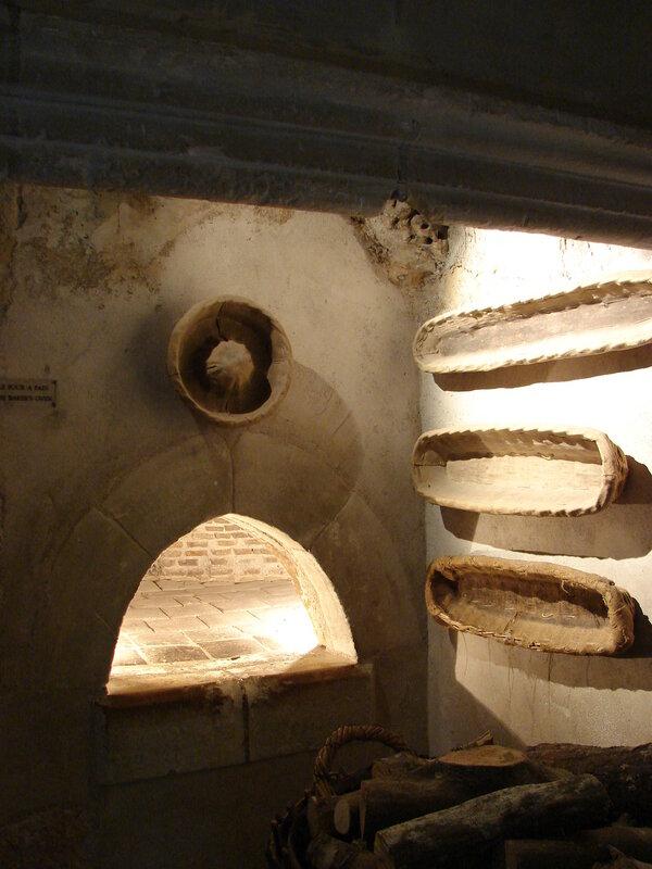 Замок Шенонсо. Кухня
