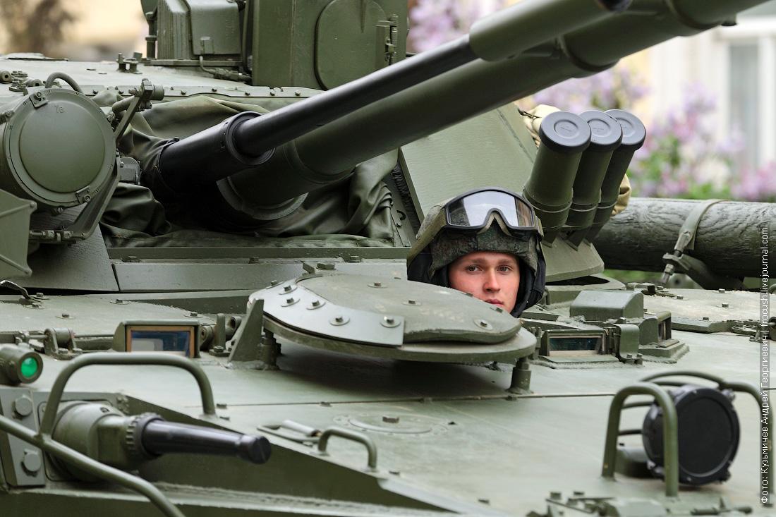 БМП-3 генеральная репетиция парада Победы в Волгограде