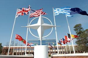 НАТО продлевает сотрудничество с Молдовой