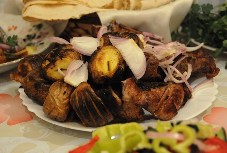 Протертые блюда рецепты при заболевании желудка