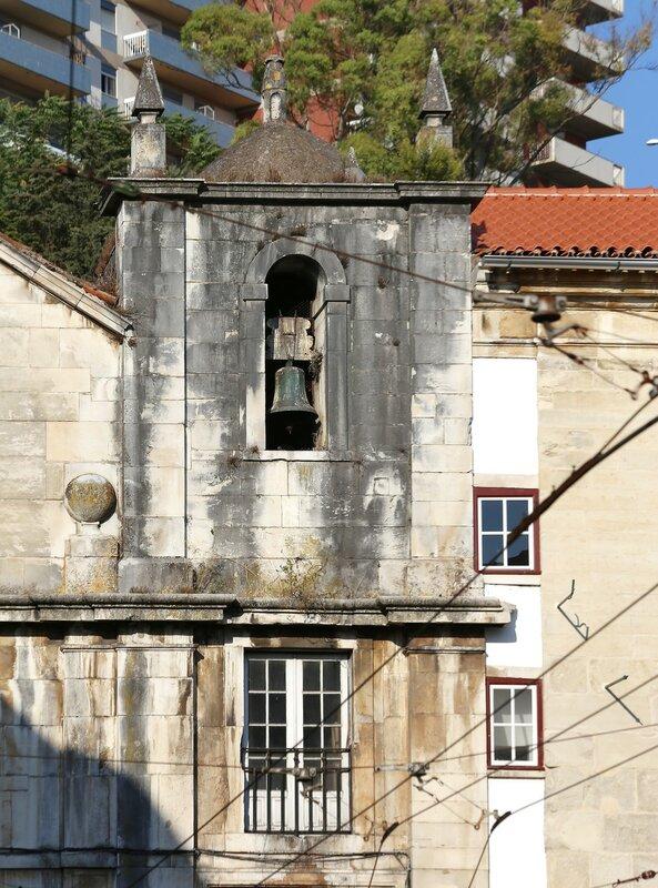 Коимбра. Церковь Святого Петра (Igreja de São Pedro)