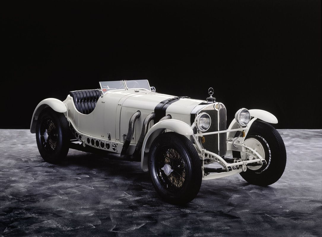 15 Mercedes-Benz 630K (1929)
