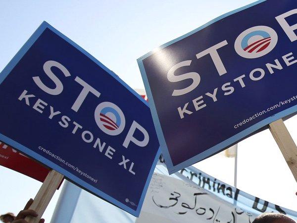 США отказались от возведения нефтепровода Keystone изКанады