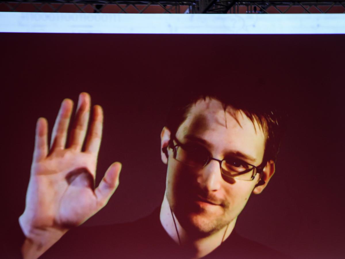 Верховный суд Норвегии запретил Сноудену заезд встрану навручение премии