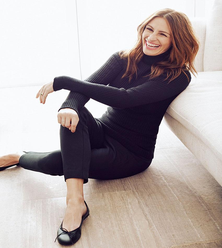Julia Roberts - Madame Figaro (25 November 2016)