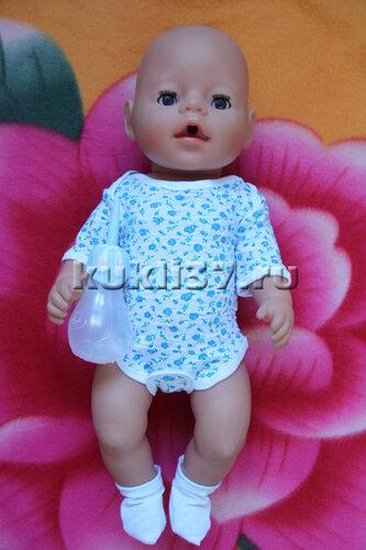 боди для куклы Baby Born