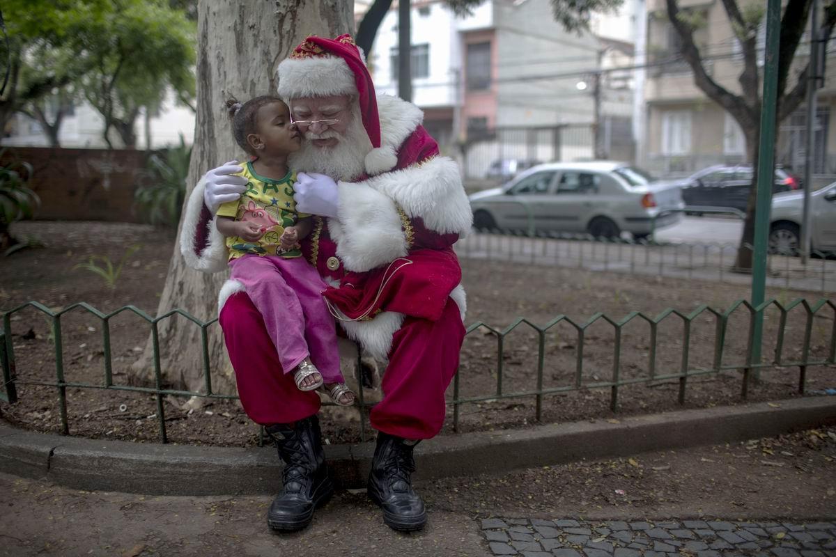 Это наш с Дедушкой секрет: Бразильские новогодние грезы