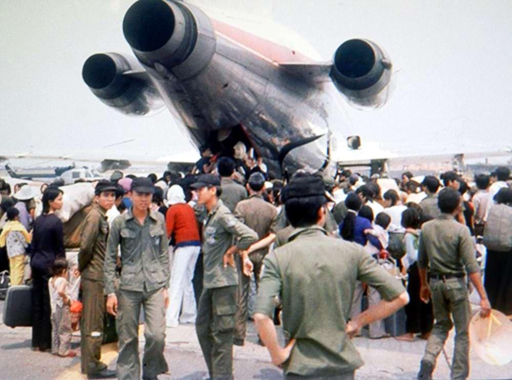 Освобождение Сайгона: как это было! К 40-летию со Дня Победы Вьетнама (США) (8)