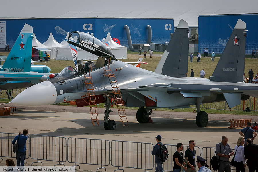 MAKS-2015 Air Show: Photos and Discussion - Page 3 0_dd09f_d511f89d_orig