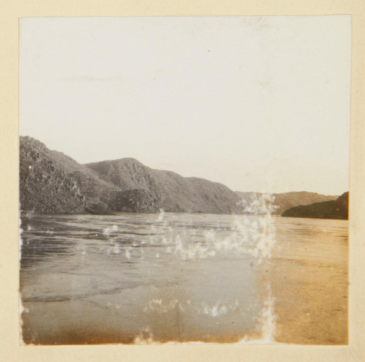 Август 1898. Речной порог Шаблука