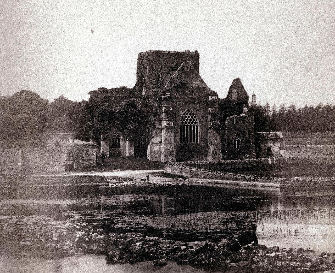 Аббатство Холируд (Святого Креста), 1864