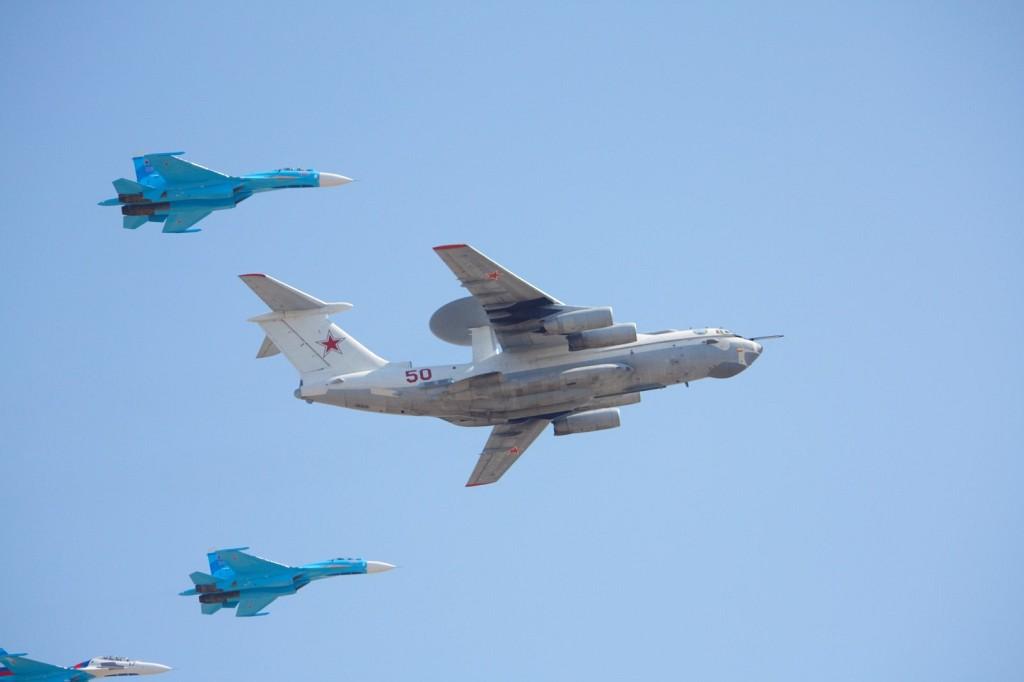 А-50 (по кодификации НАТО: Mainstay — «Оплот») — самолёт дальнего радиолокационного обнаружения и управления
