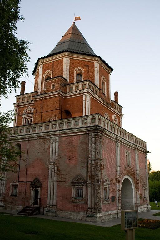 Мостовая башня (1671-1679 гг.)