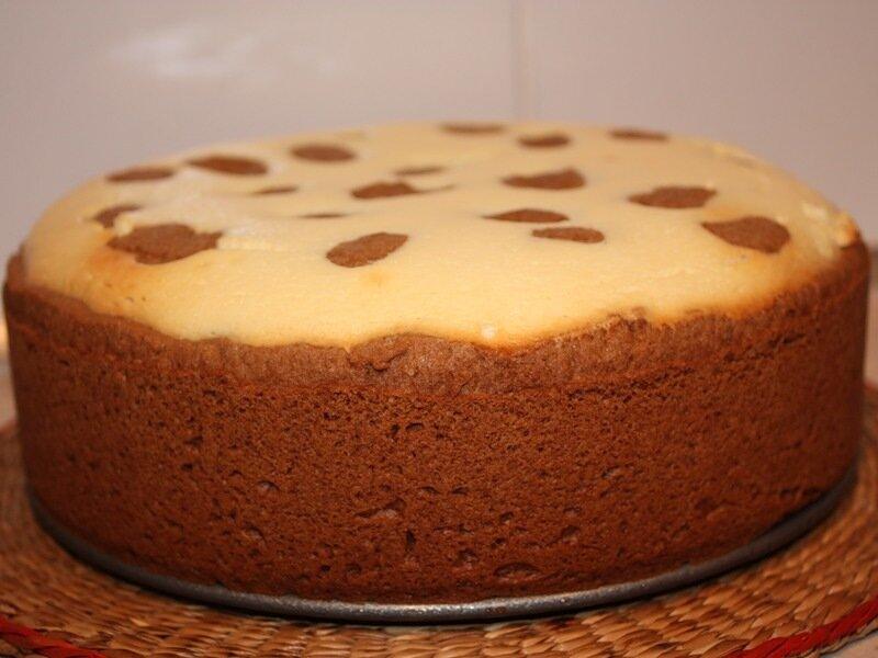Что испечь торт из творога