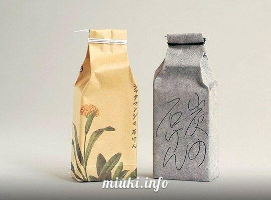 Японская упаковка (минимализм)
