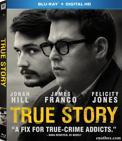 Правдивая история / True Story (2015/BDRip/HDRip)