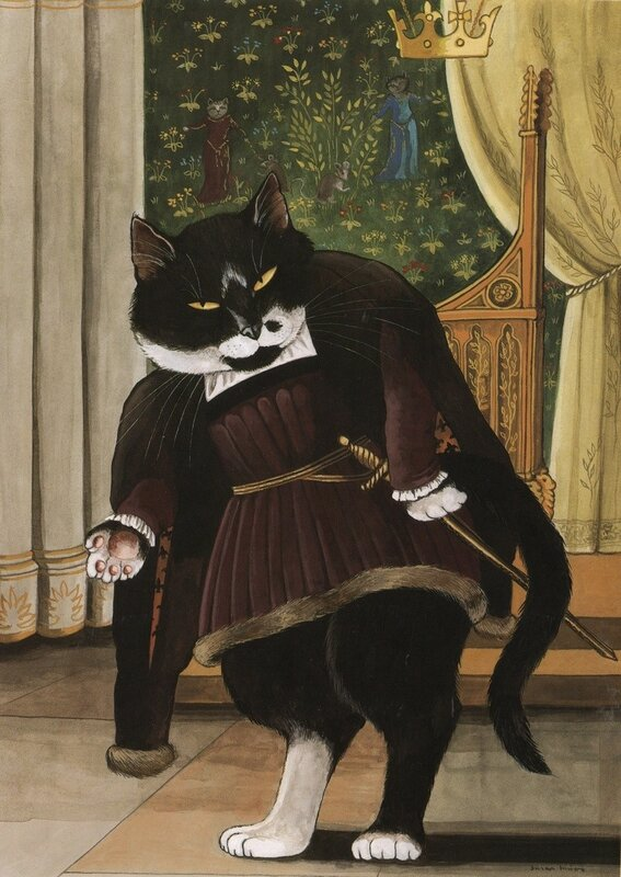 Шекспировские кошки Susan Herbert