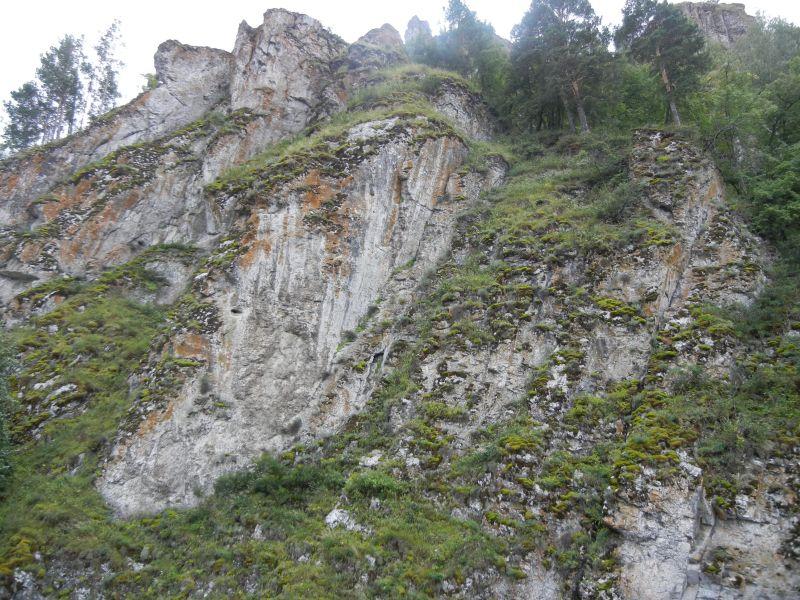Завораживающие каменные глыбы (18.08.2015)