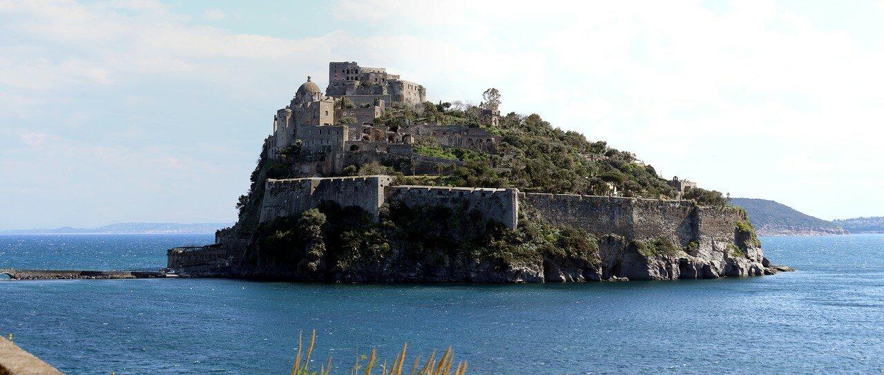Ischia, Aragonese castle