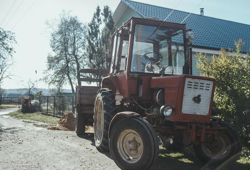 По деревням и весям