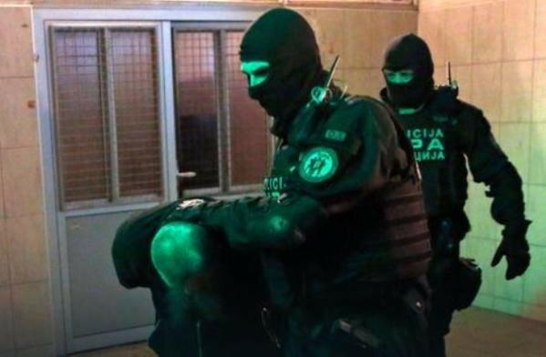 Босния, Сирия, терроризм, ИГИЛ