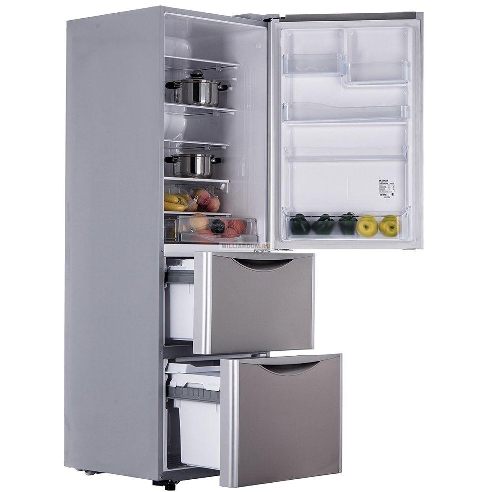Hitachi Japan Thailand - холодильники тайландской сборки - азиатские холодильники для большой кухни