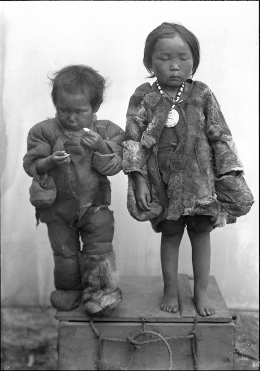 Дети тунгусов, 1901