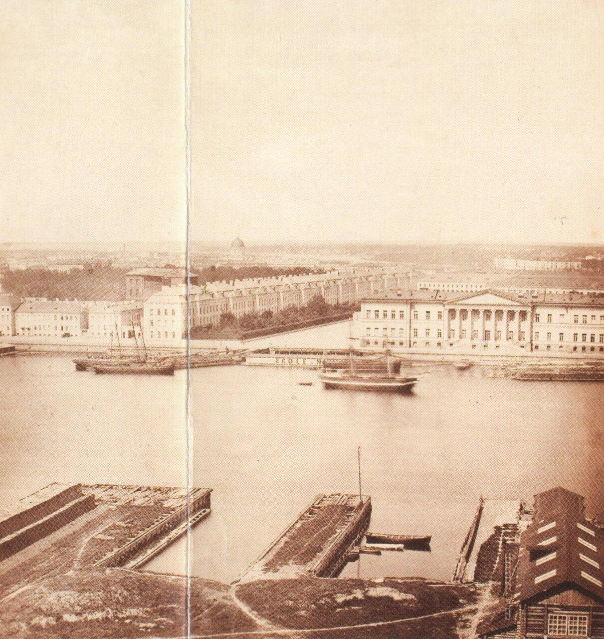 Панорама Санкт-Петербурга. 1861 4