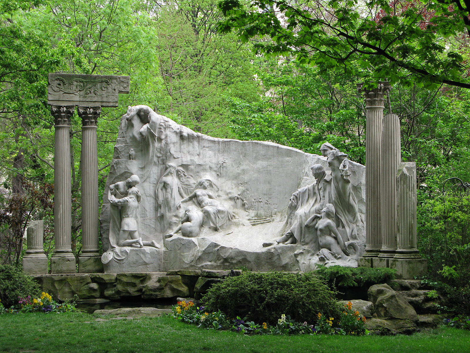 Monument Alfred de Musset
