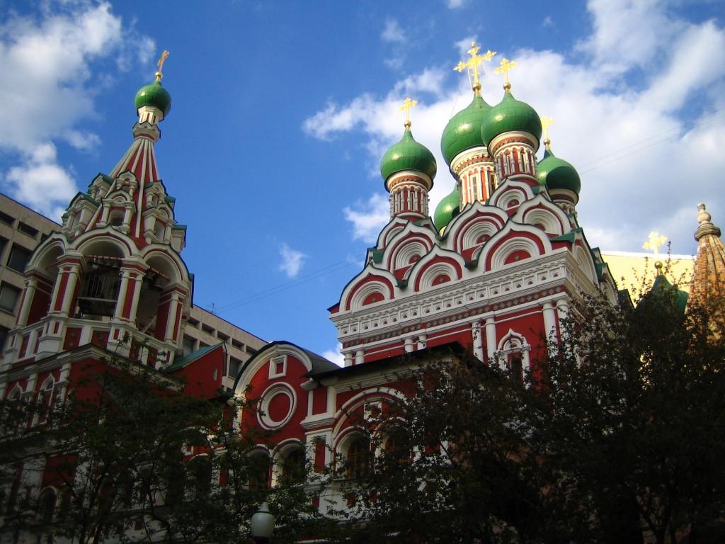 Церковь Троицы Живоначальной, что в Никитниках