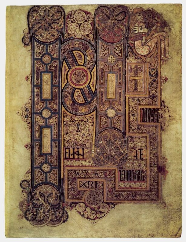 Фронтиспис Евангелия от Марка