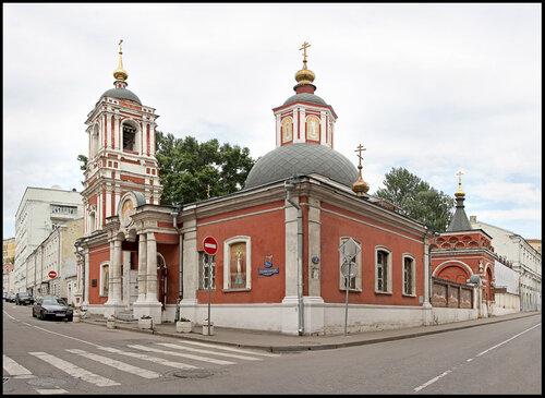 Храм в Подкопаевском переулке