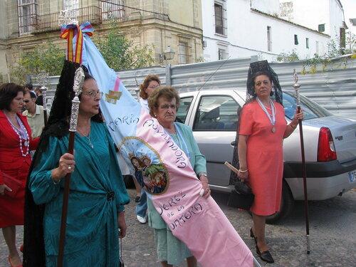 Празднование в Хересе-де-ла-Фронтера