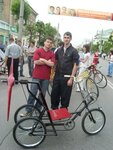 """Конкурс """"Веломобиль-2009"""" (аэромобиль)"""