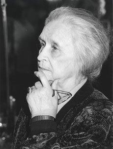 Марина Тимофеевна Семёнова. Фото М. Меробова