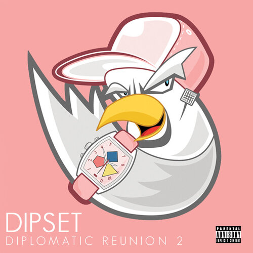 Dipset - Diplomatic Reunion 2 - Mixtape Evolution (2009)