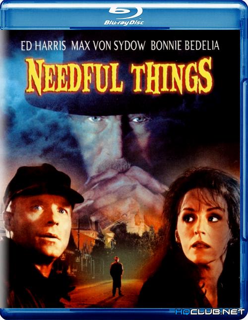 Нужные вещи / Needful Things (1993/HDRip)