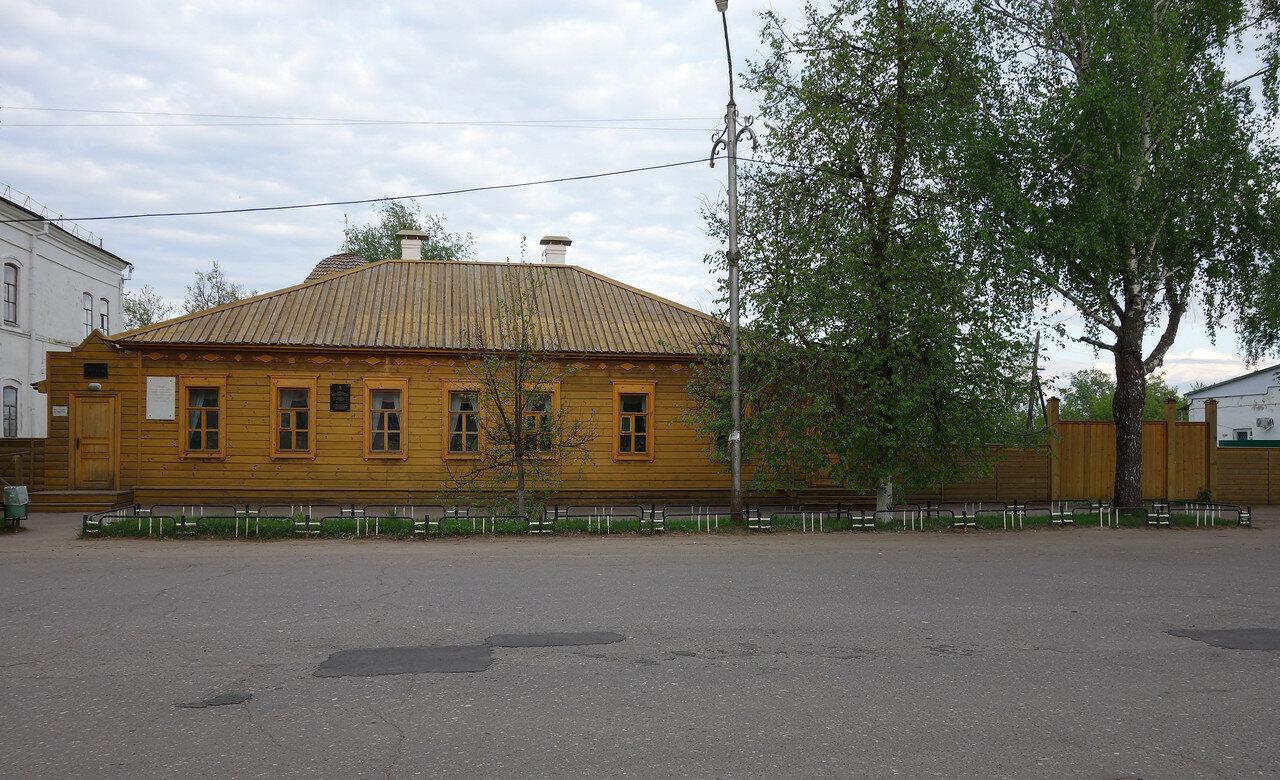 музей Белинского