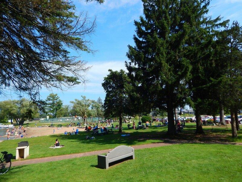 Torpy Park. Minocqua.