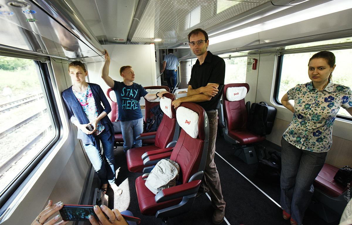 двухэтажный поезд москва воронеж схема мест