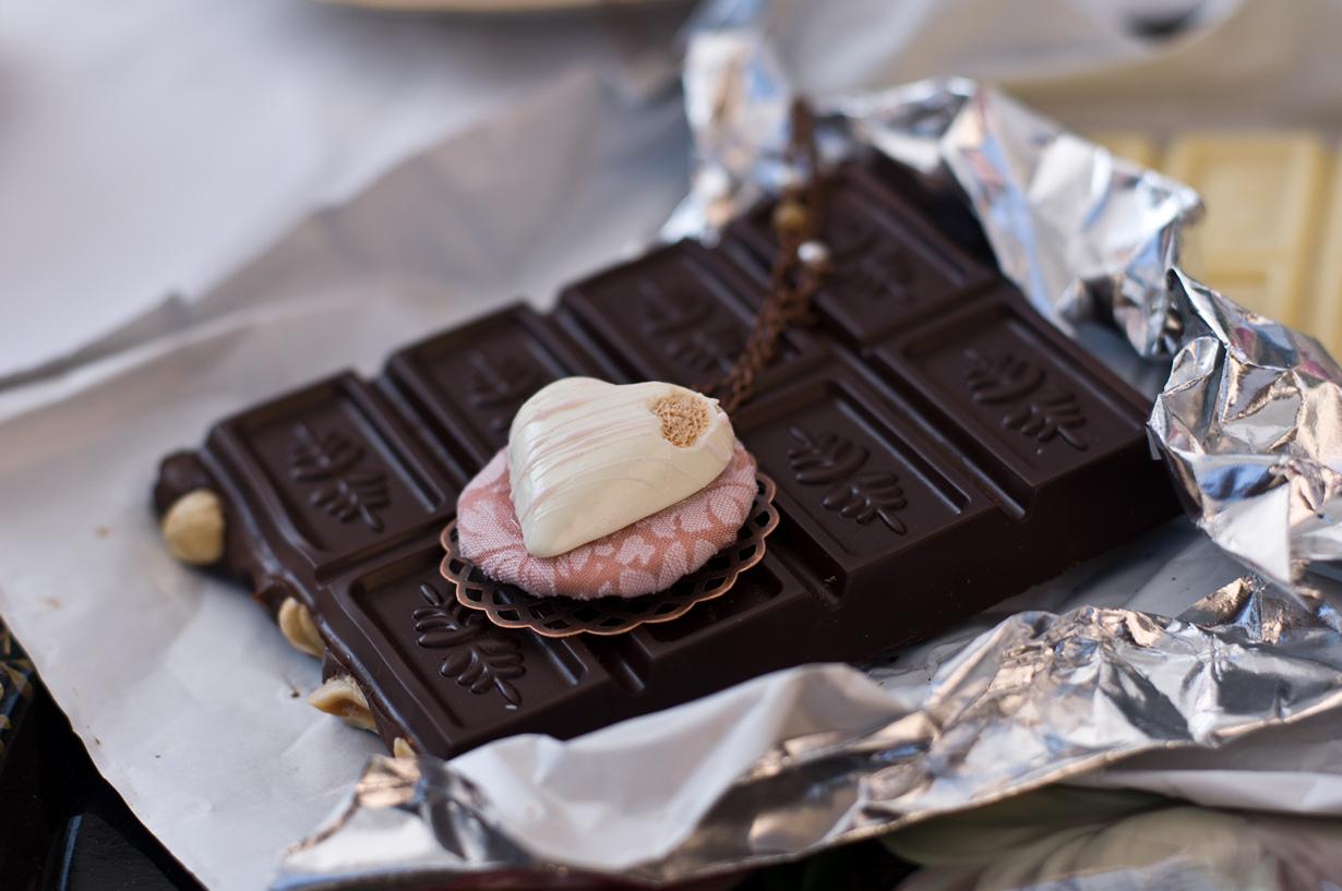 7. Фестиваль шоколада в Турине — праздник для любителей сладкого. В текущем году дата проведения зап