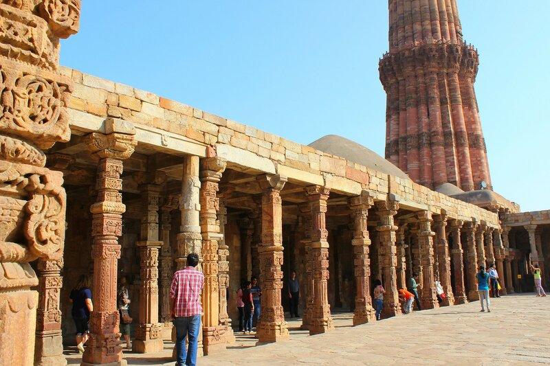 Deli.Qutb Minar