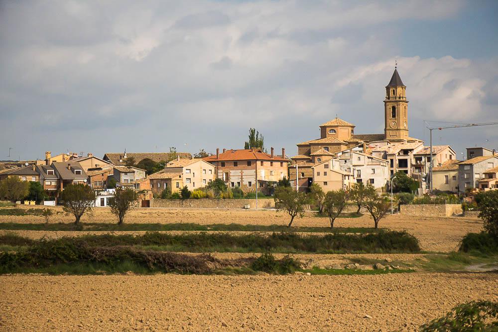 Каталония и Арагон. Октябрь 2014